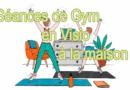 Séances de Gym … en Visio … à la maison !